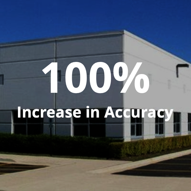 ACGT Increase in Accuracy