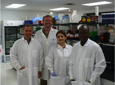 IBT Bioservices team of scientists.
