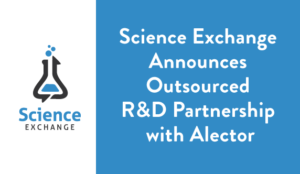 Science Exchange-Alector Partnership