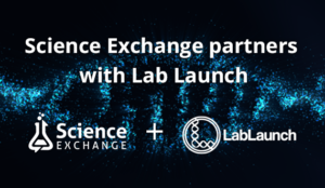 Lab Launch Science Exchange Enterprise Outsourcing Platform