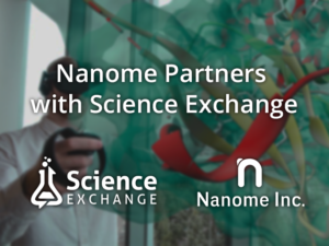 Nanome Partners with Science Exchange