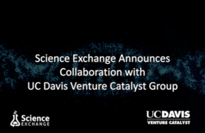 Science Exchange Venture Catalyst Collaboration